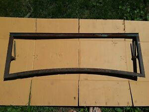 Ford Model A Windshield Frame Closed Cab Coupe Truck Sedan With Slides