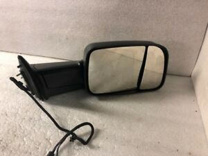 2013 2017 Dodge Ram Passenger Right Mirror W Trailer Tow 68285864ab Oe
