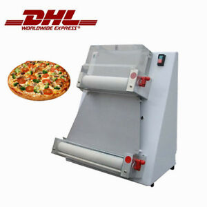 New Automatic Pizza Dough Roller Sheeter Machine Pizza Making Machine Easy Move