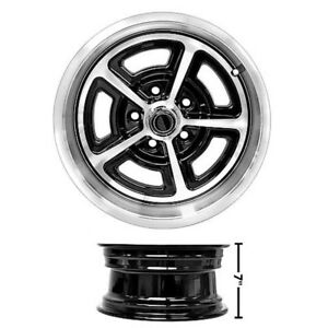 1964 65 66 67 68 69 70 71 72 Ford Mustang 15 Inch Wheel Magnum Alloy Coated