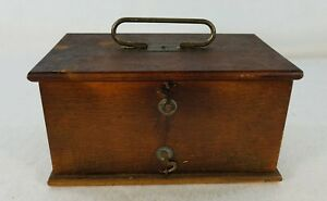 Antique Late 1800s No 4 D D Quack Home Medical Apparatus With Accessories