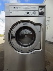Generation 6 Wascomat Coin Laundry Store Package With 30x30 Wascomat Dryers