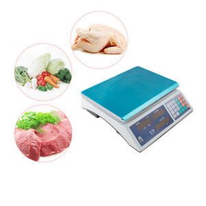 Portable Digtal Weight Scale 60kg Price Computing Food Meat Scale Product Mall