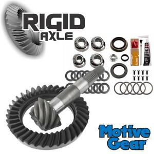 Jeep Ford Dana 35 Motive 3 73 Ring Pinion Gear Set W Master Bearing Kit For Arb