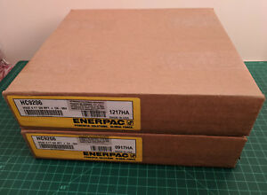 Enerpac Hc 9206 6 Rubber High Pressure Hydraulic Hose Assembly New