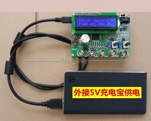 Dds Signal Source Module Dual Channel Signal Generator Sine triangle square Wave