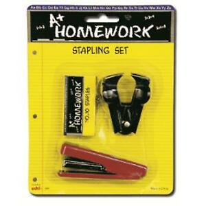 Stapler And Remover Set Case Pack 48