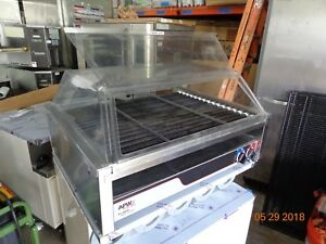 Apw Wyott Hrs 75 5t Commercial Hot Dog Roller Grill