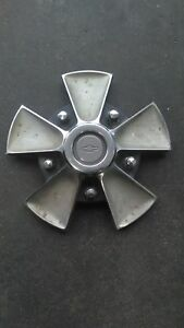 Chevrolet Mag Hubcap Centers For Wheel Covers Z16 Option 1965 1966 Fit 1964 Set