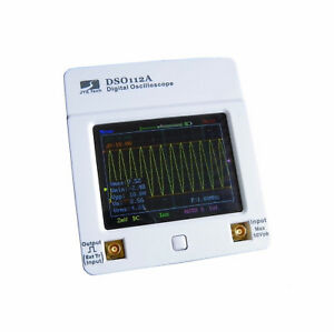 Dso112a Portable Digital Tft Touch Screen Oscilloscope Pocket 2mhz 2 5msps Usa