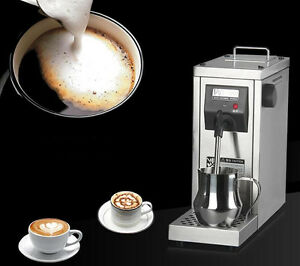 Ce Professional Auto Coffee Frother Milk Steamer Cappuccino Latte Coffeemaker