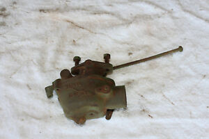 Antique John Deere L La Tractor Luc Used Carburetor Farmerjohnsparts