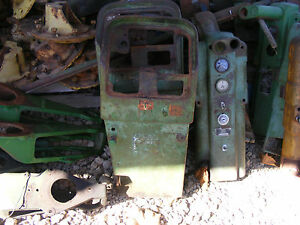 Antique John Deere 430 Dash Frame Farmerjohnsparts
