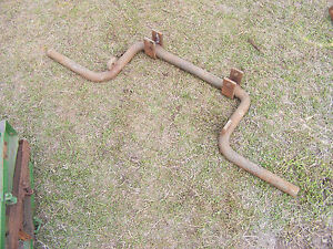 Antique John Deere M Mt Rear Cultivator Bar Farmerjohnsparts