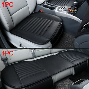 Universal 3d Car Seat Cover Breathable Pu Leather Pad Mat For Auto Chair Cushion