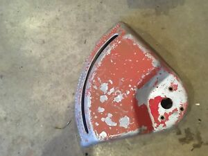 International Farmall 3 Pt Control Cover Shield 706 806 856 1066 1466