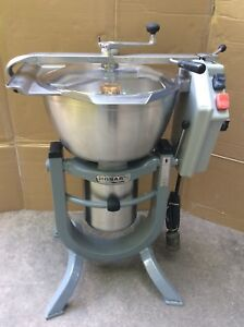 Hobart Hcm 450 Hcm Vcm Dough Pizza Chopper Mixer With New Lid Seal Scraper