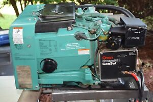 Cummins Onan Emerald I Genset 4000 Watt Rv Generator 4 Kw Video