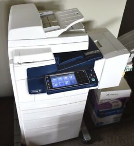 Xerox Colorqube 8900 A4 Color Solid Ink Printer Copier Scan Fax 44ppm 8700x