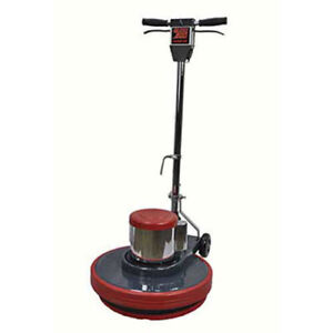 Boss Cleaning Equipment Floor Machine 17 1 5 Hp With Pad Driver Lot Of 1