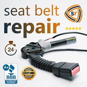 For Honda Buckle Pretensioner Seat Belt Repair Oem Fix After Accident