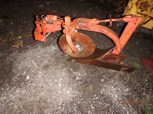 Simplicity allis Chalmers 990204 10 Plow With Original 990203 Sleeve Hitch