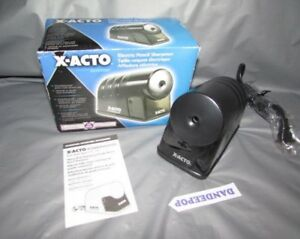 X acto Electric Pencil Sharpener 1799 By Elmer s Products