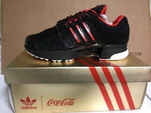 ADIDAS CLIMA COOL 1 LIMITED EDITION COCA COLA BLACK RED MEN NEW IN BOX LE  BA8612 c858169906c