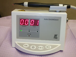 Kavo Diagnodent Dental Laser Caries Detector 2095