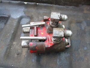 International Farmall Tractor 966 Diesel Hydraulic Coupler Free Shipping