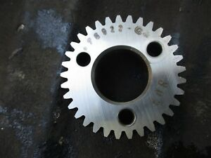 International Farmall Tractor 966 Diesel Injection Pump Drive Gear Free Shipping