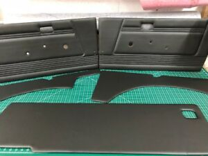1986 1995 Suzuki Samurai Front side And Rear Panels