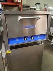 Bakers Pride P22bl Brick Lined Countertop Electric Oven