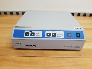 Zeiss Medilive Camera Control Unit For Surgical Microscope 5383