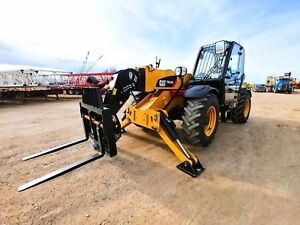 2014 Cat Th414c Telehandler Telescopic Forklift