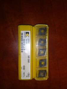 10 Brand New Kennametal Cngp 432 Kc5010