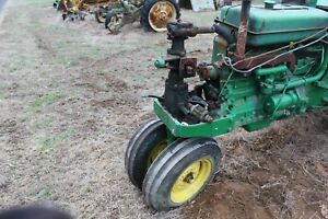Antique Tractor John Deere 1010 Rare Hard To Find Tricycle With Power Steering