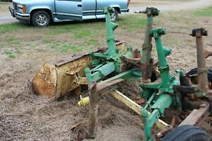 Antique Tractor John Deere 420w 430w Front Axle Assembly