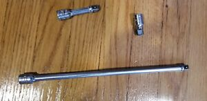 Snap On Tool 4pc Extension Universal Set Fu 8 A Fx Fx I Fx 2 F Xii 3 8 Drive