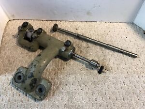 Vintage Lathe Internal Grinding Spindle W Jacobs Chuck Attach Machinist Tool