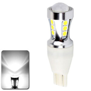 Canbus Led Lamp W16w T15 3030 18smd Cree Car Tail Backup Reverse Light Bulb
