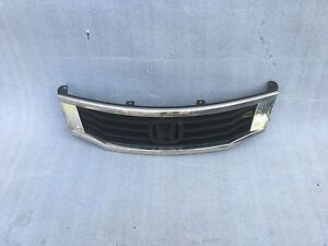 2008 2009 2010 Honda Accord Front Bumper Grille Oem