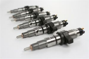 Exergy New 100hp Injectors For 2004 5 2007 Dodge 5 9l Cummins E02 20221