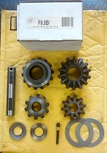 Gear Kit Fits Standard Open Non Posi Case Ford F8 8bi