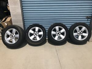 Dodge Ram 1500 Truck 20 Wheels And Tires Rims