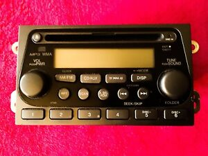 2003 2008 Honda Element Ex Radio Stereo Mp3 Am Fm Cd Player Oem