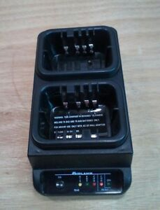 New Old Stock Midland Lmr Battery Charger Model 70 c480 For 9 6 V Batteries