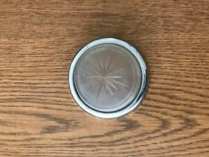1966 76 Gm Models Roof Headliner Round Dome Light