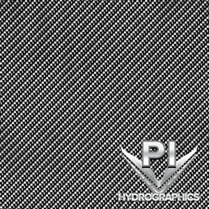 Hydrographic Film Hydro Dipping Transfer Film Large Black Clear Carbon Cf0112