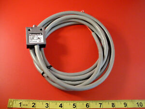 Honeywell Microswitch 914ce1 9 Limit Switch 4 wire 914ce19 Plunger New Nnb